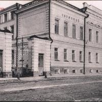 Елец. Окружной суд.