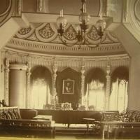 Зал окружного суда. До 1917 г.