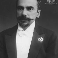 Присяжный поверенный Н.Г.Вальтер.     До 1914 г.    ЦГАКФФД СПб.