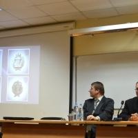"""18. Презентация сайта """"Суд присяжных""""  на Факультете права в Высшей школе экономики 14.11.2014 г."""