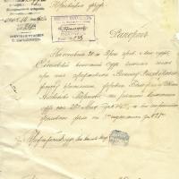 6. Рапорт Председателя Соболевского волостного суда от 10 июля 1905 г.