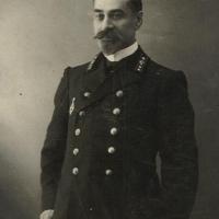Чиновник Министерства юстиции Арнаутов (до 1917 г.)