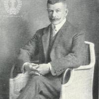 Присяжный поверенный М.Г. Казаринов
