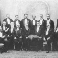 Петербургский и московский Советы присяжных поверенных (1904 г.)