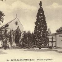 4. Дворец правосудия в Лон-ле-Сонье  (Франция)