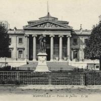 5. Дворец правосудия в Марселе  (Франция)