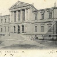6. Дворец правосудия в Ницце (Франция)