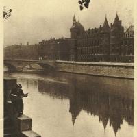 8. Дворец правосудия в Париже (Франция)
