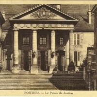 9. Дворец правосудия в Пуатье  (Франция)