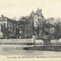 11. Дворец правосудия в Роморантене (Франция)