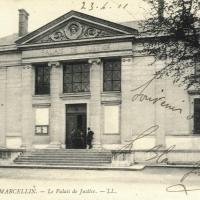12. Дворец правосудия в Сен-Марселлен (Франция)