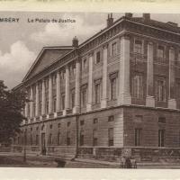 14. Дворец правосудия в Шамбери  (Франция)