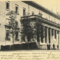 15. Дворец правосудия в Экс-ан-Прованс (Франция)