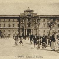 16.  Дворец правосудия в Таранто (Италия)