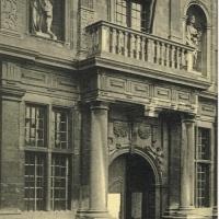 Дворец правосудия в Брюсселе (Бельгия)