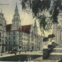 18. Дворец правосудия в ẞalle (Германия)