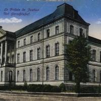 20. Дворец правосудия в Куртре (Бельгия)