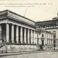 21. Дворец правосудия в  г. Тур (Франция)
