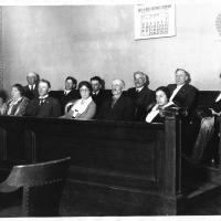 3. Коллегия присяжных по делу о похищении ребенка и убийстве (1921 г., Калифорния)