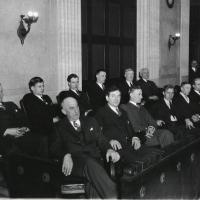 8. Коллегия присяжных по делу об убийстве (1934 г., Чикаго)