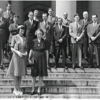 11. Коллегия присяжных по делу о подстрекательстве к мятежу ( 1944 г., Вашингтон)