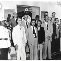 14. Коллегия присяжных по делу об убийстве (1944 г., Багамы)