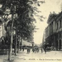 25. Дворец правосудия во французском Алжире (Франция)