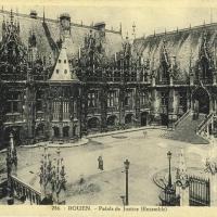 4. Дворец правосудия в Руане