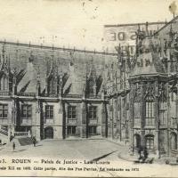 5. Дворец правосудия в Руане