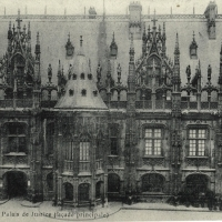 10. Дворец правосудия в Руане
