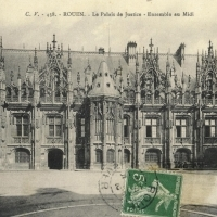 11. Дворец правосудия в Руане