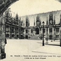 12. Дворец правосудия в Руане