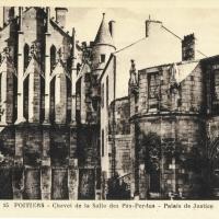 13. Дворец правосудия в Пуатье