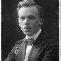 Помощник присяжного поверенного А. Афонин (1913 г.)