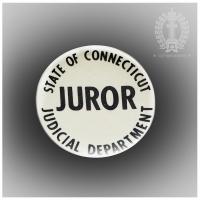 7. Знак Присяжный, Коннектикут (США)