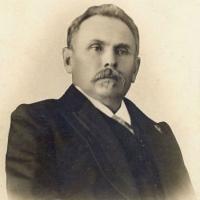 Присяжный поверенный Н.М.Логашкин