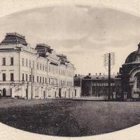 Иркутск. Окружной суд.